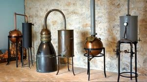 Alembic Perfume Distillation